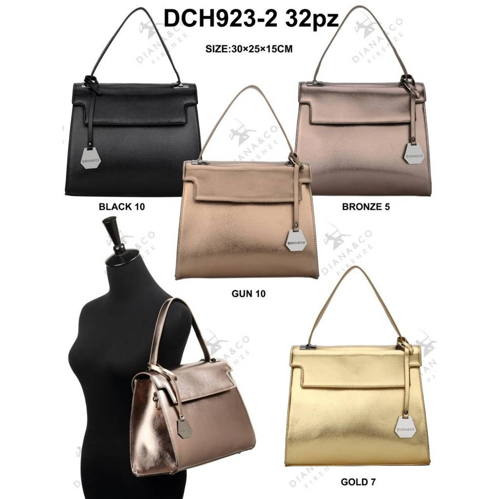 Diana&Co DCH923-3 Mixed colors 16 pieces
