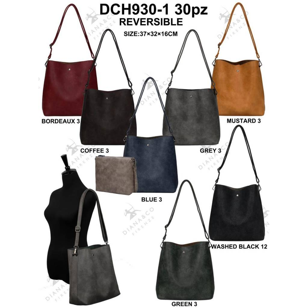 Diana&Co DCH930-1 Mixed colors 30 pieces