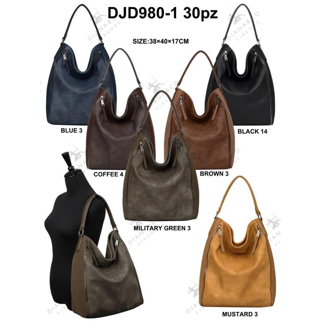 Diana&Co DJD980-1 Mixed colors 15 pieces
