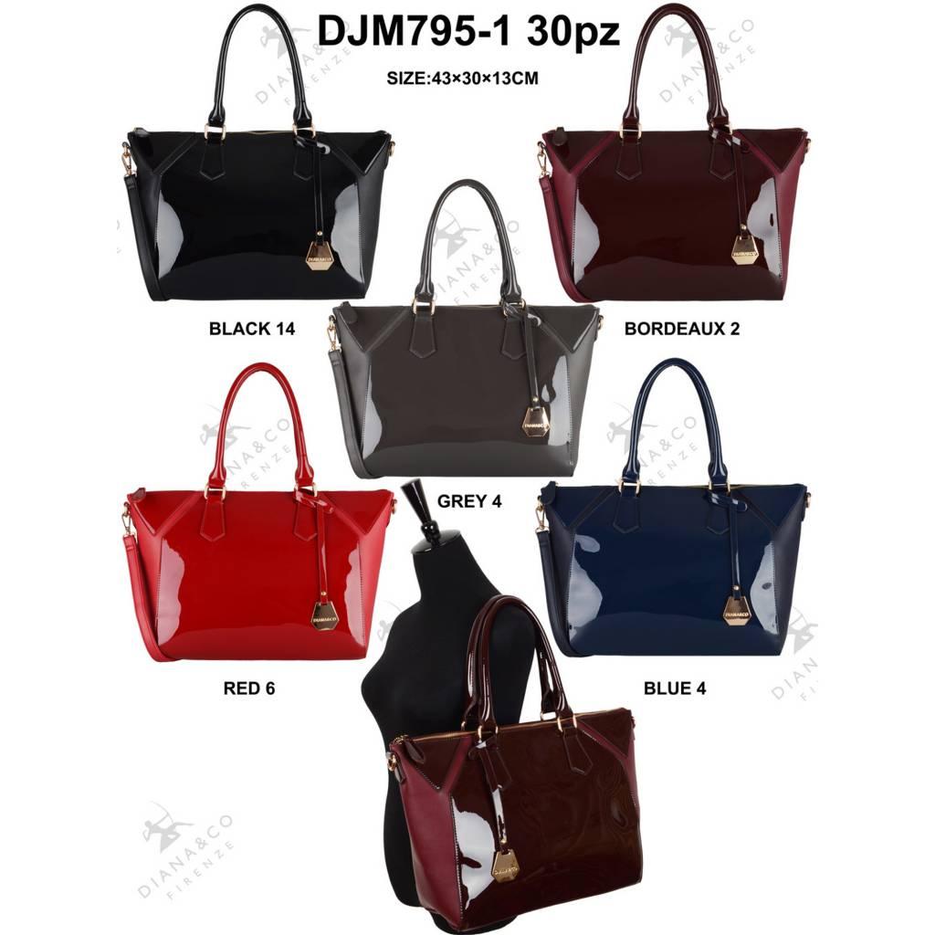 Diana&Co DJM795-1 Mixed colors 30 pieces