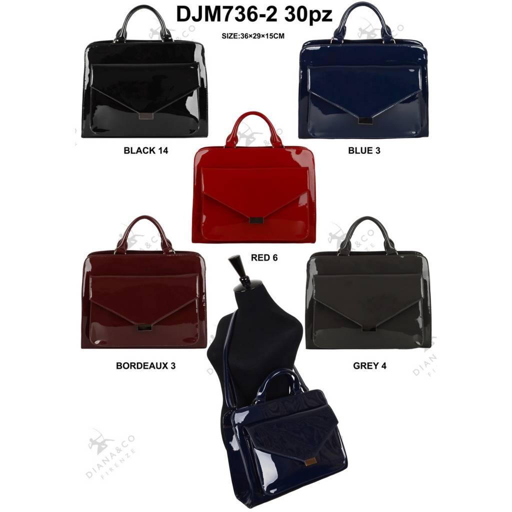 Diana&Co DJM736-2 Mixed colors 30 pieces
