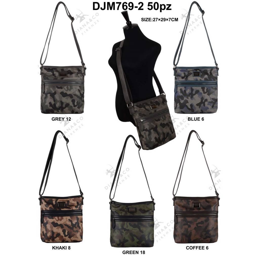 Diana&Co DJM769-2 Mixed colors 50 pieces
