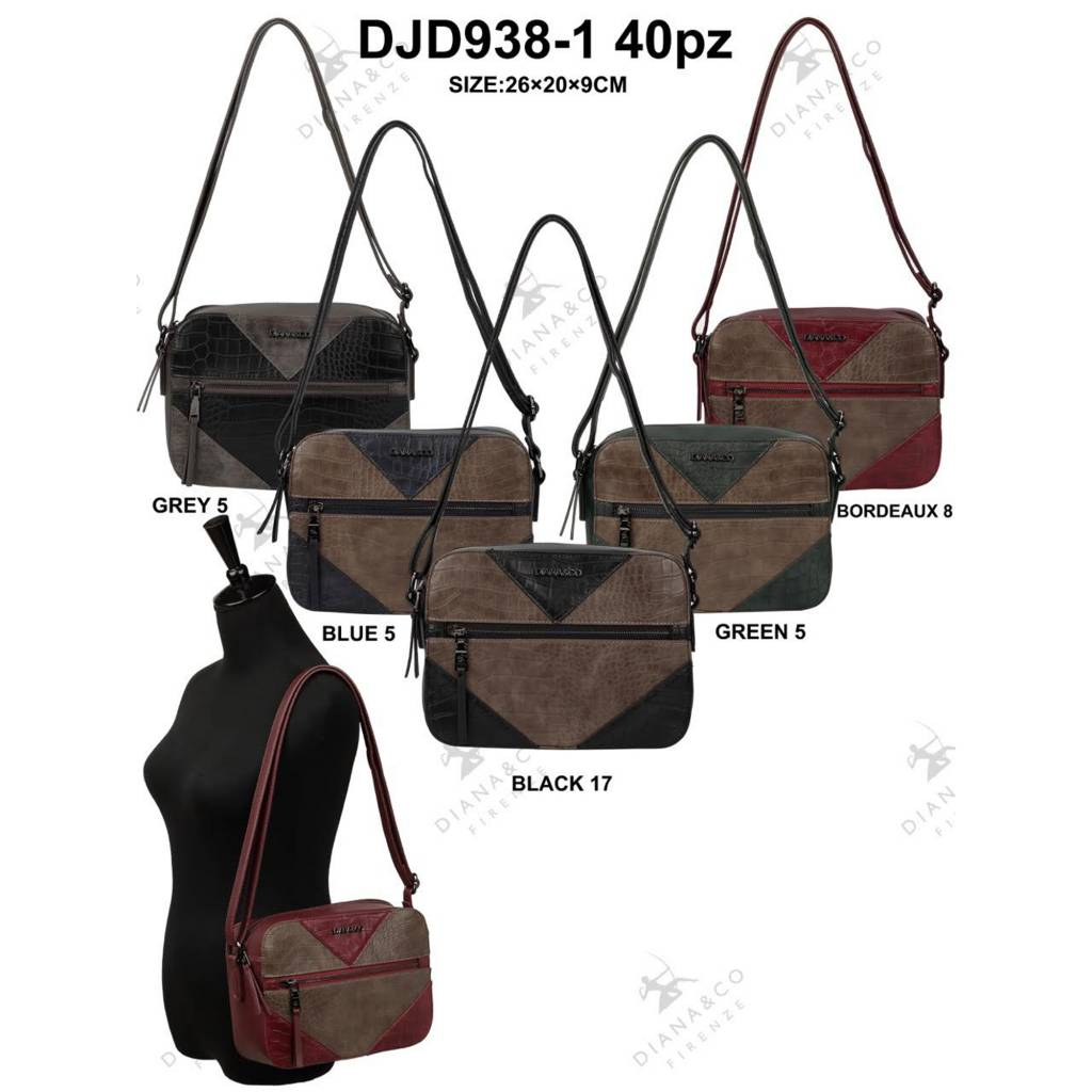 Diana&Co DJD938-1 Mixed colors 40 pieces