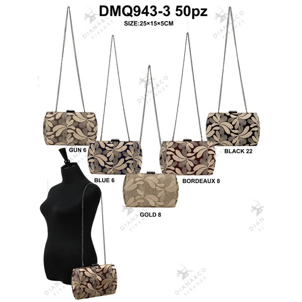 Diana&Co DMQ943-3 Mixed colors 50 pieces
