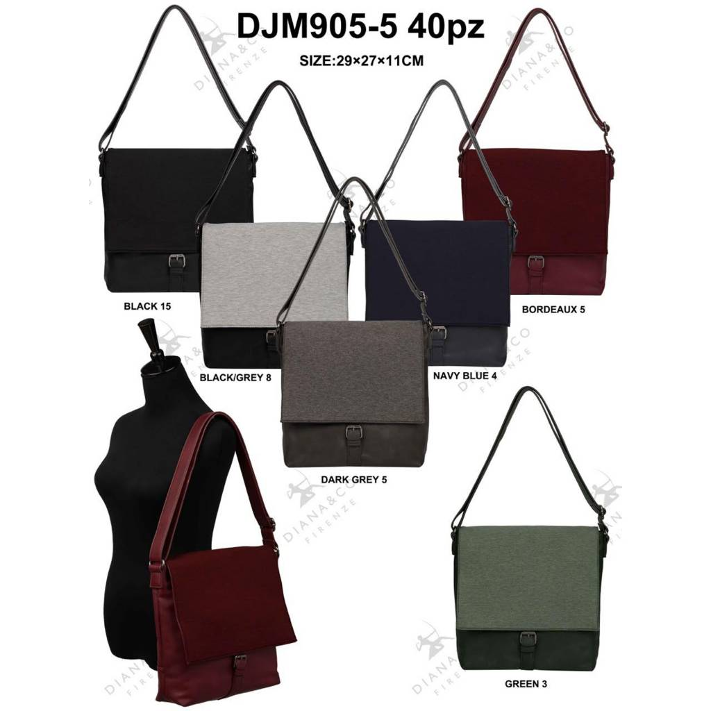 Diana&Co DJM905-5 Mixed colors 40 pieces