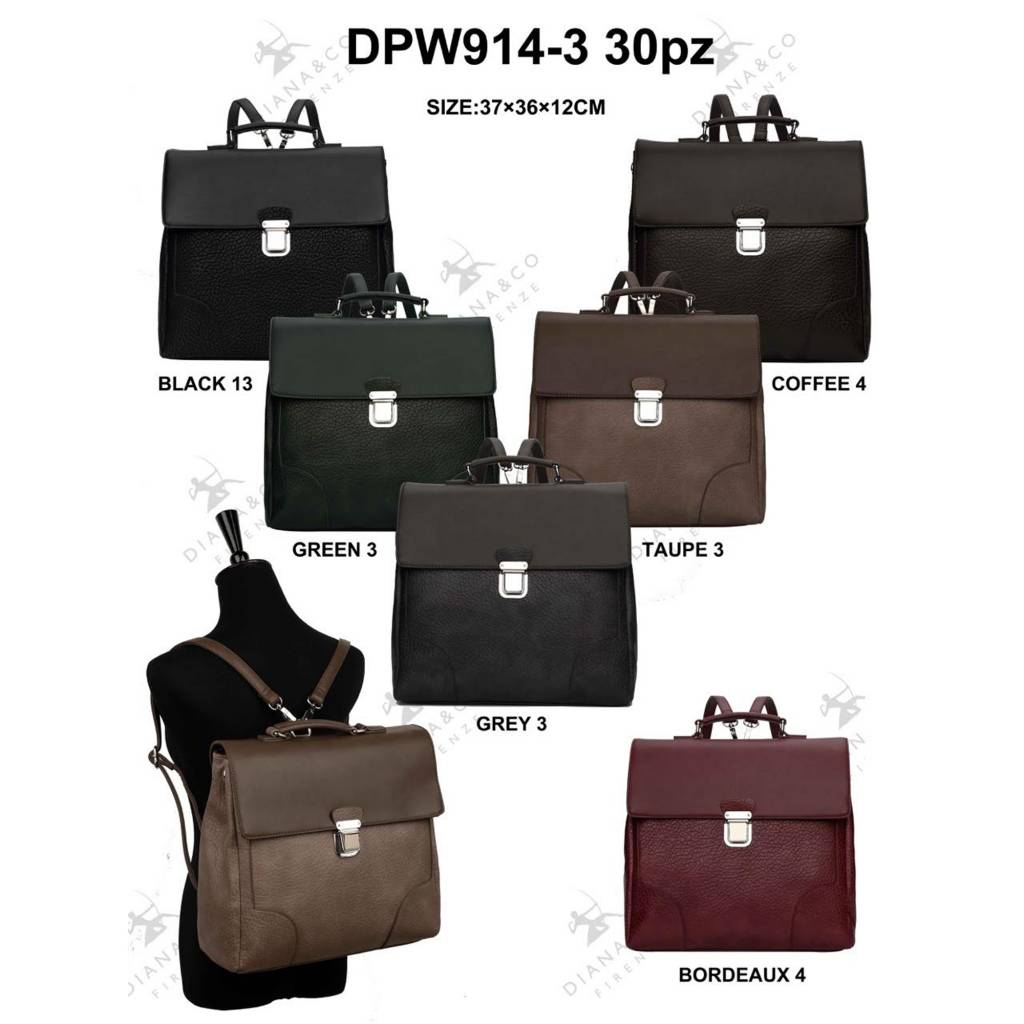Diana&Co DPW914-3 Mixed colors 30 pieces