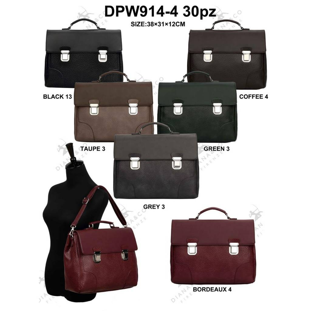 Diana&Co DPW914-4 Mixed colors 30 pieces