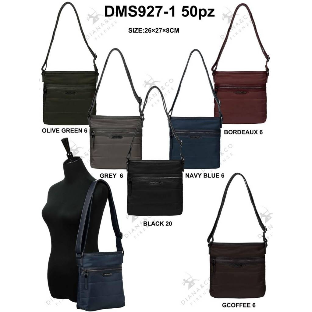 Diana&Co DMS927-1 Mixed colors 50 pieces