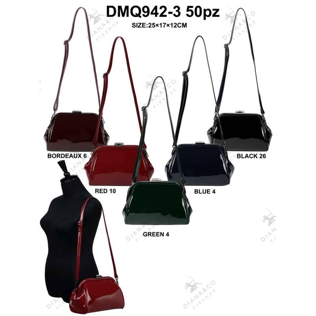 Diana&Co DMQ942-3 Mixed colors 50 pieces