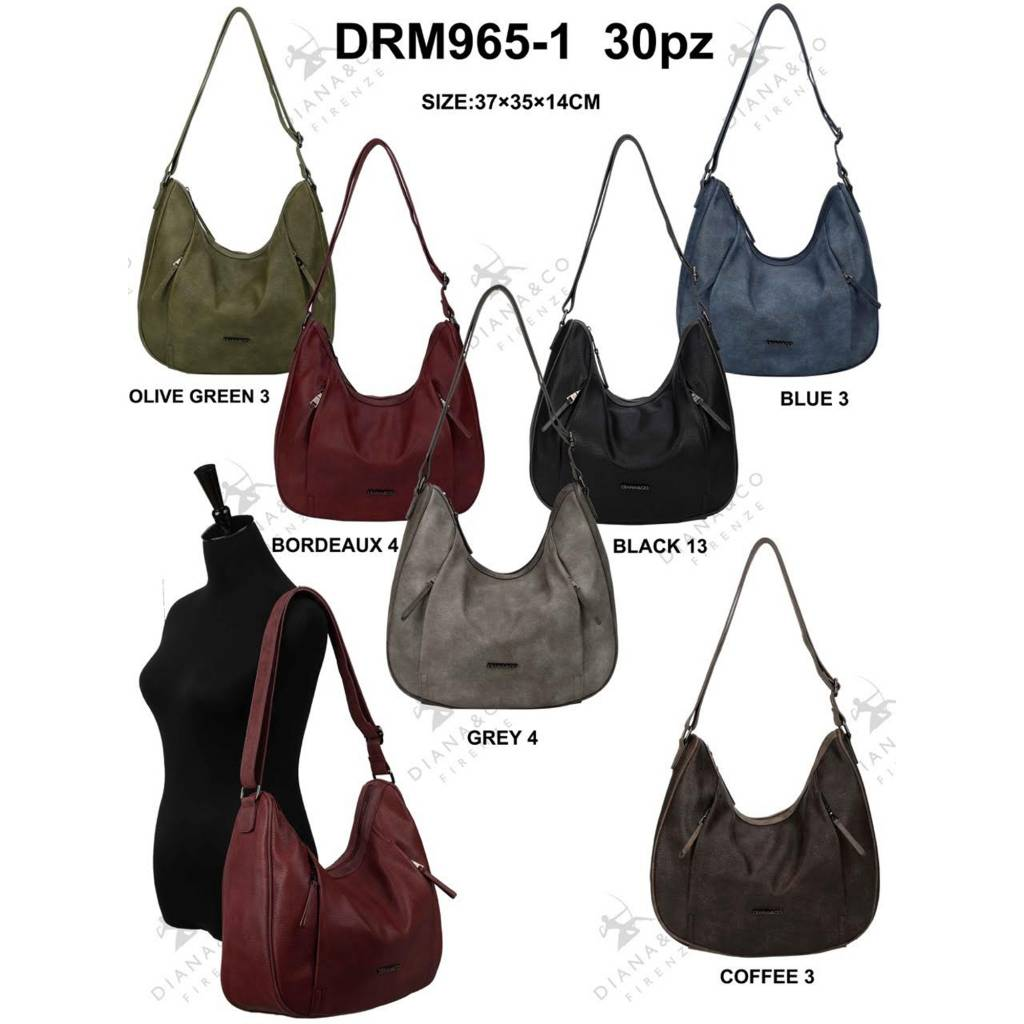 Diana&Co DRM965-1Mixed colors 30 pieces