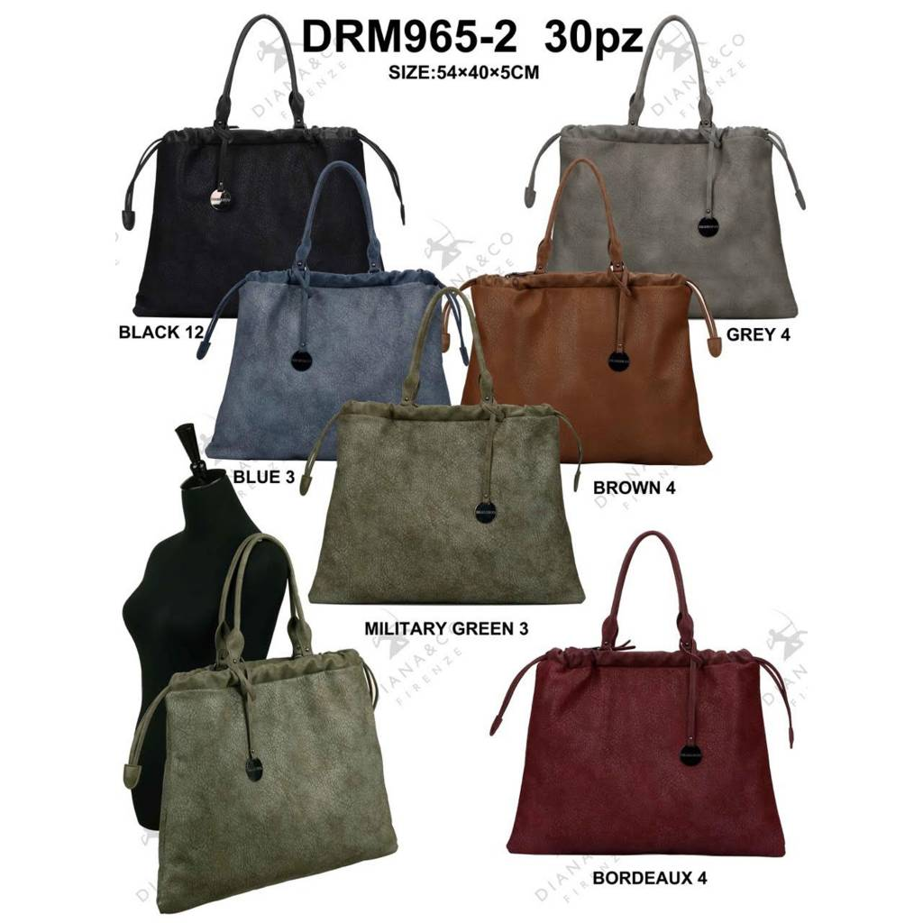 Diana&Co DRM965-2 Mixed colors 30 pieces