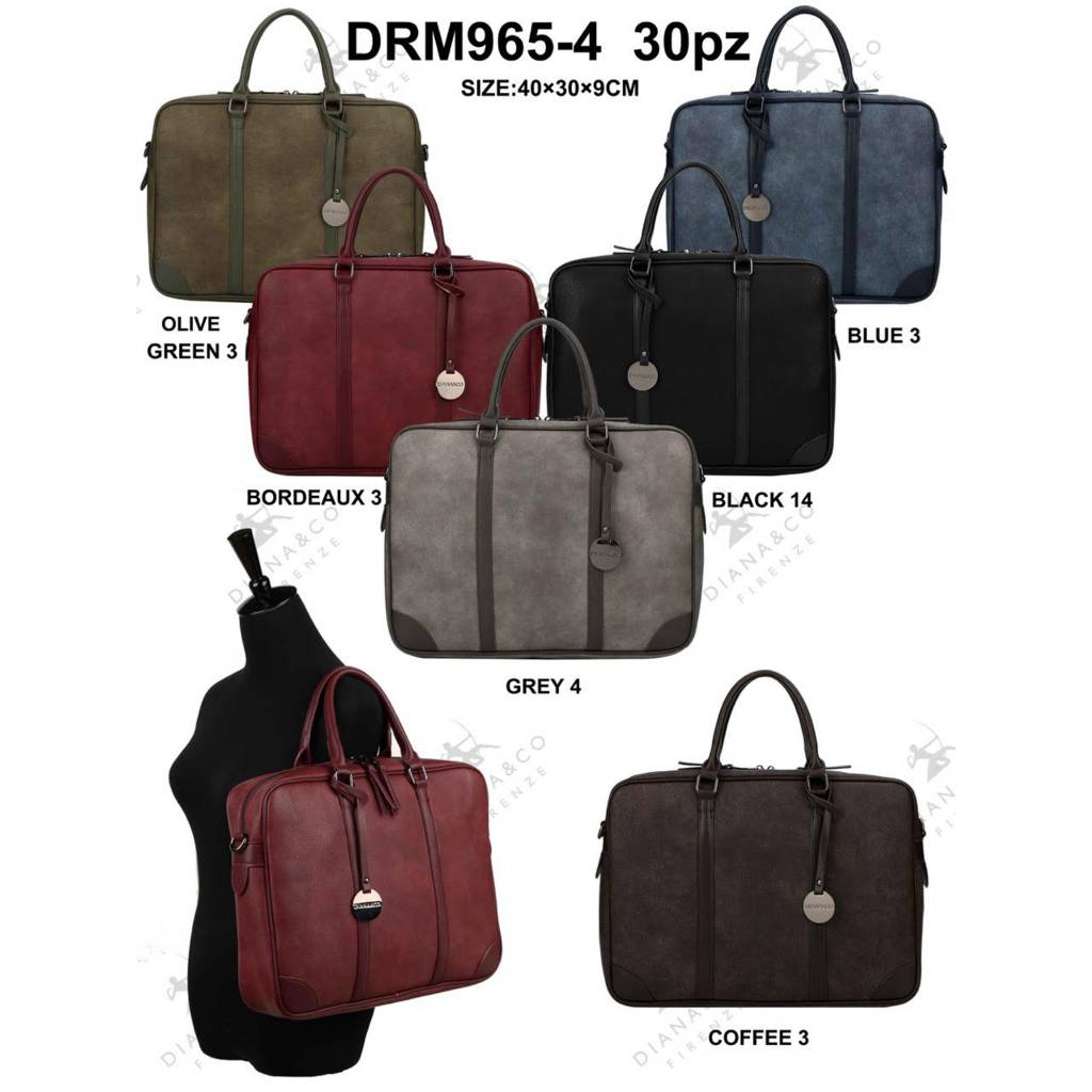 Diana&Co DRM965-4 Mixed colors 30 pieces