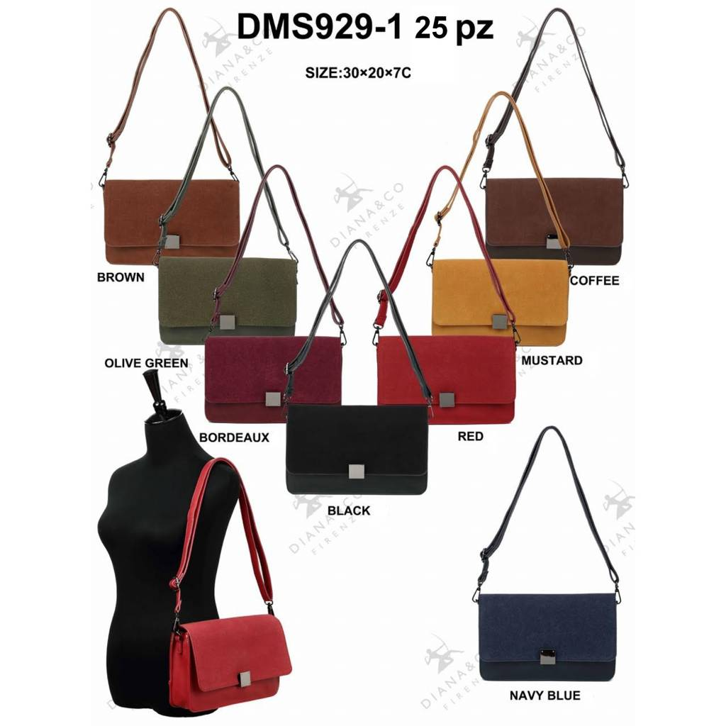 Diana&Co DMS929-1 Mixed colors 25 pieces