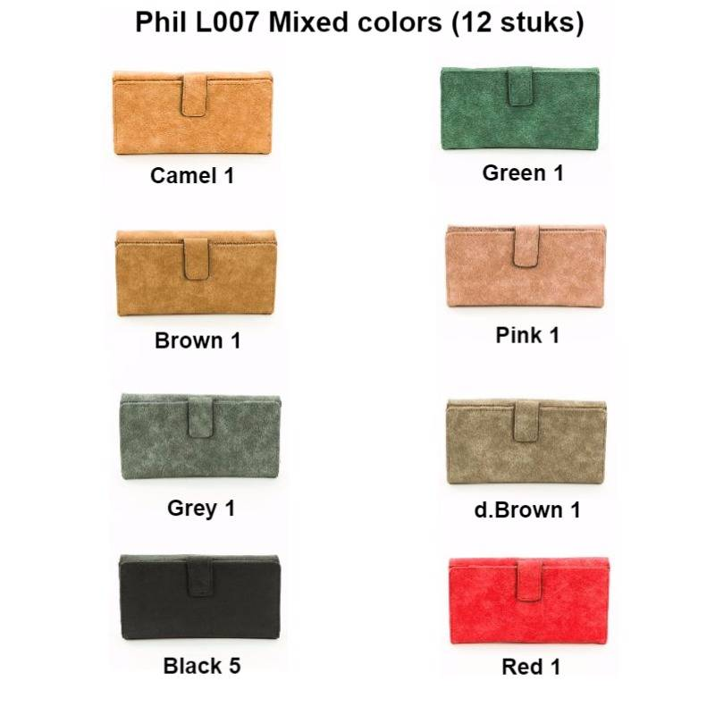 Phil L007 Mixed colors