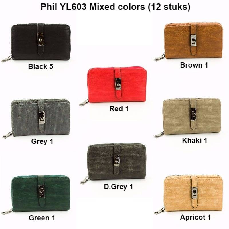 Phil YL603 Mixed colors