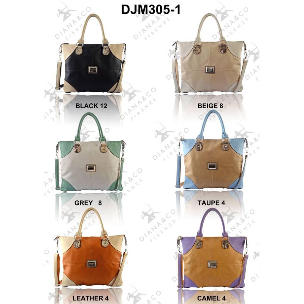 Diana&Co DJM305-1 Mixed colors 30 pcs