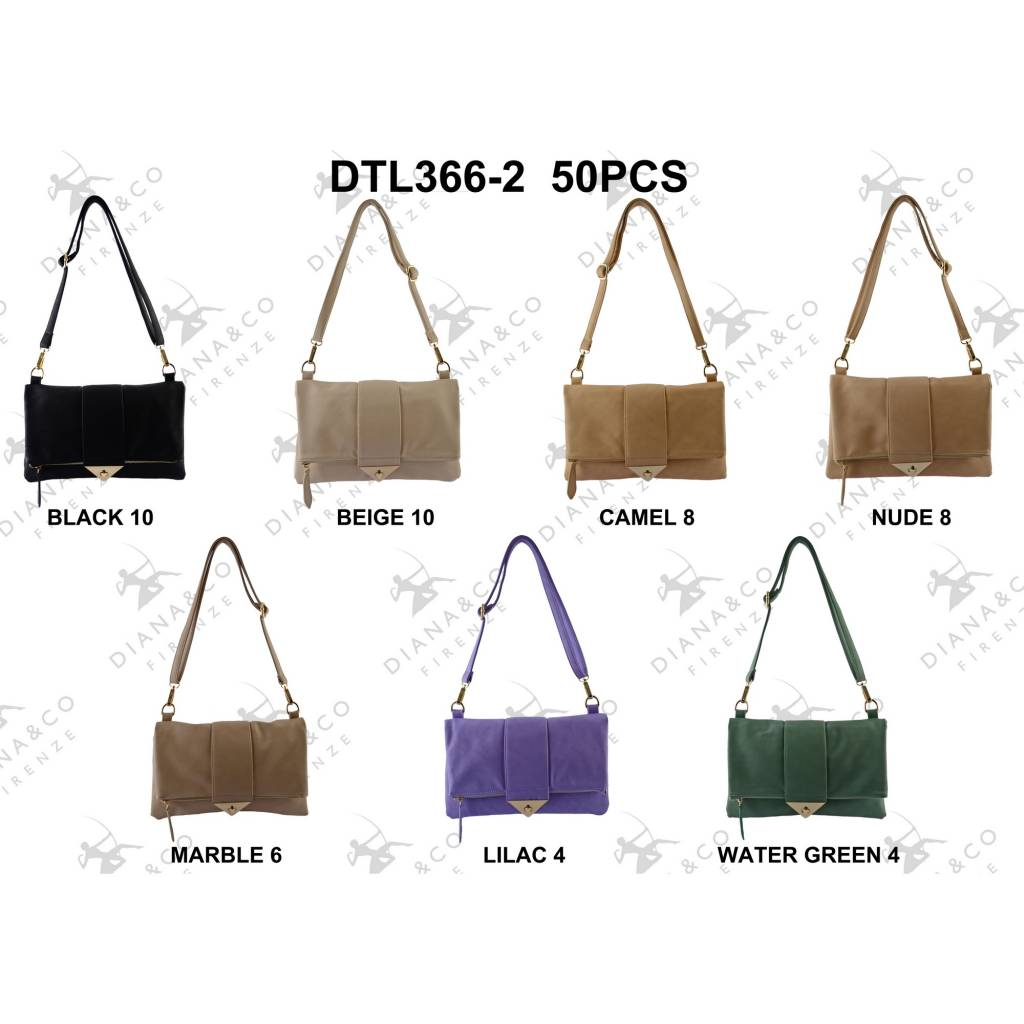 Diana&Co DTL366-2 Mixed colors 50 pcs