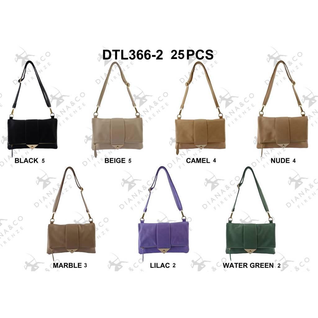Diana&Co DTL366-2 Mixed colors 25 pcs