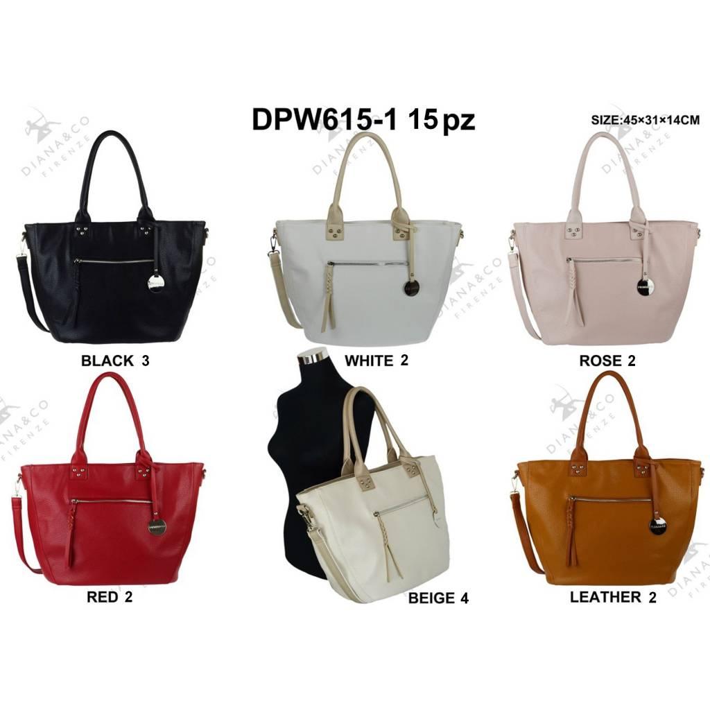 Diana&Co DPW615-1 Mixed colors 15 pcs