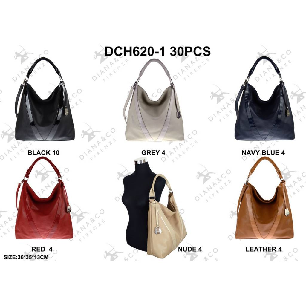Diana&Co DCH620-1 Mixed colors 30 pcs