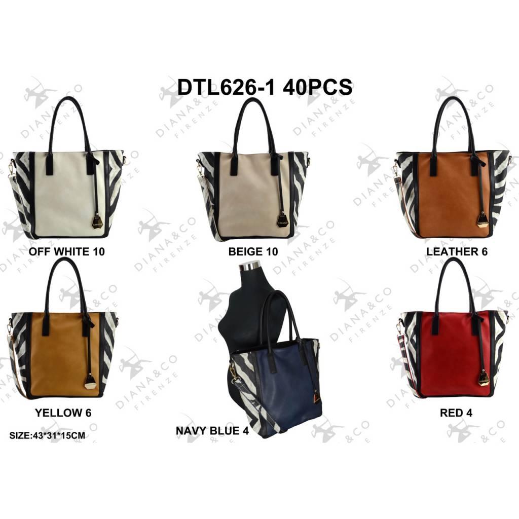 Diana&Co DTL626-1 Mixed colors 40 pcs
