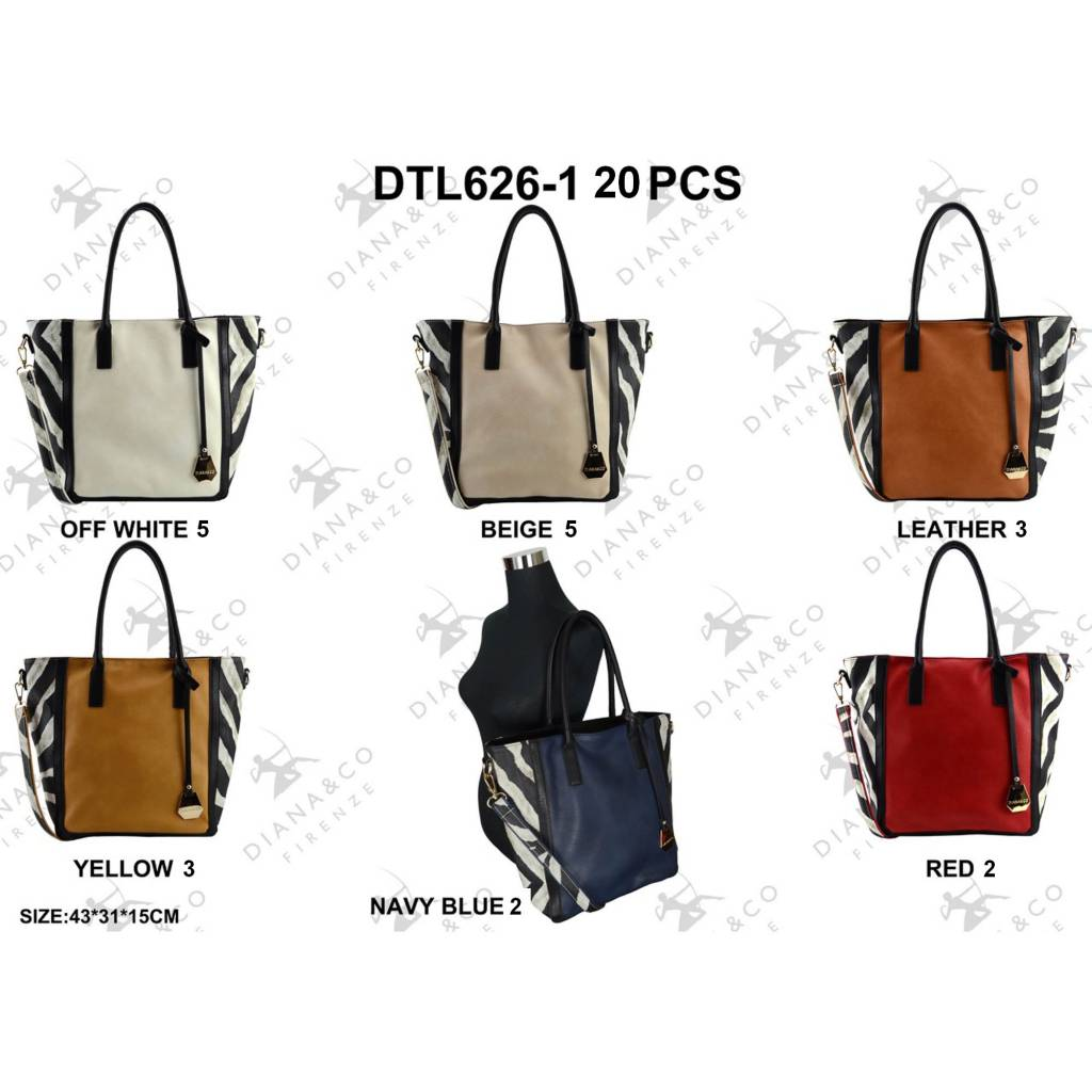 Diana&Co DTL626-1 Mixed colors 20 pcs