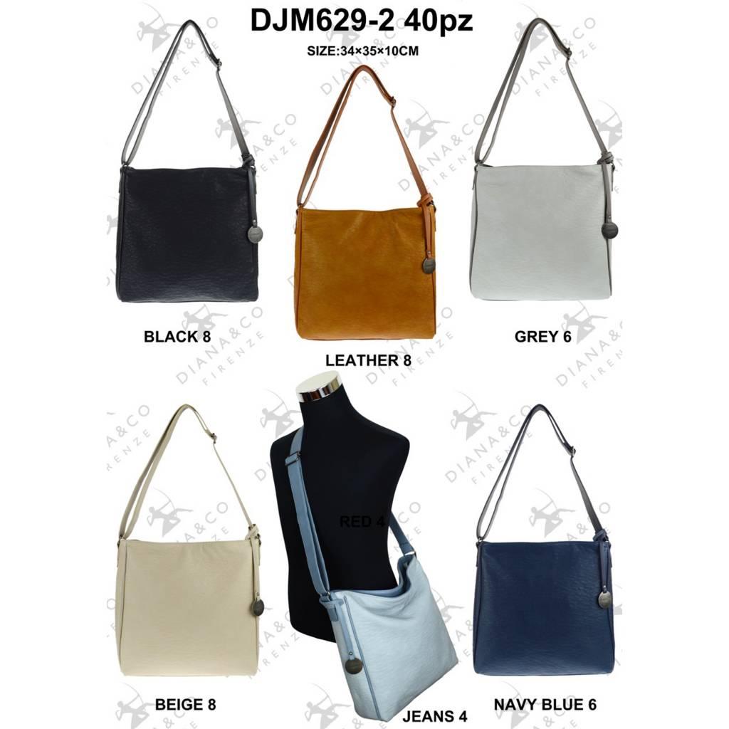 Diana&Co DJM629-2 Mixed colors 40 pcs
