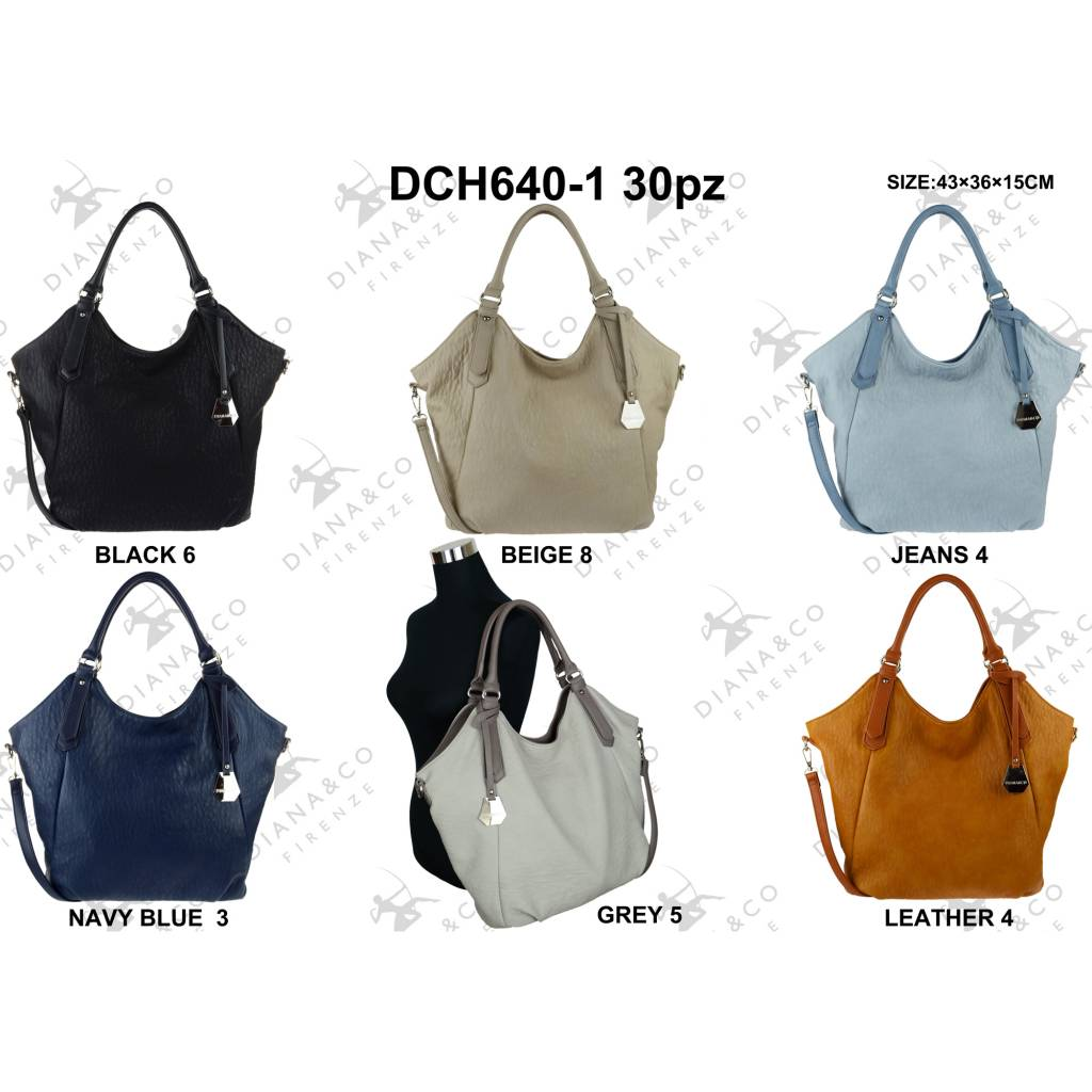 Diana&Co DCH640-1 Mixed colors 30 pcs