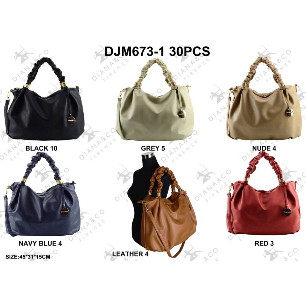 Diana&Co DJM673-1 Mixed colors 30 pcs