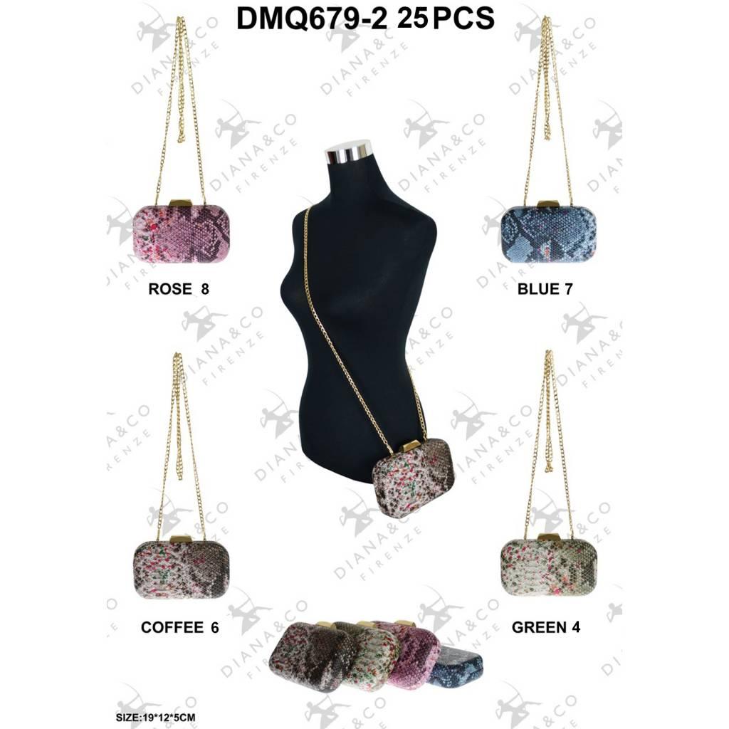 Diana&Co DMQ679-2 Mixed colors 25 pcs