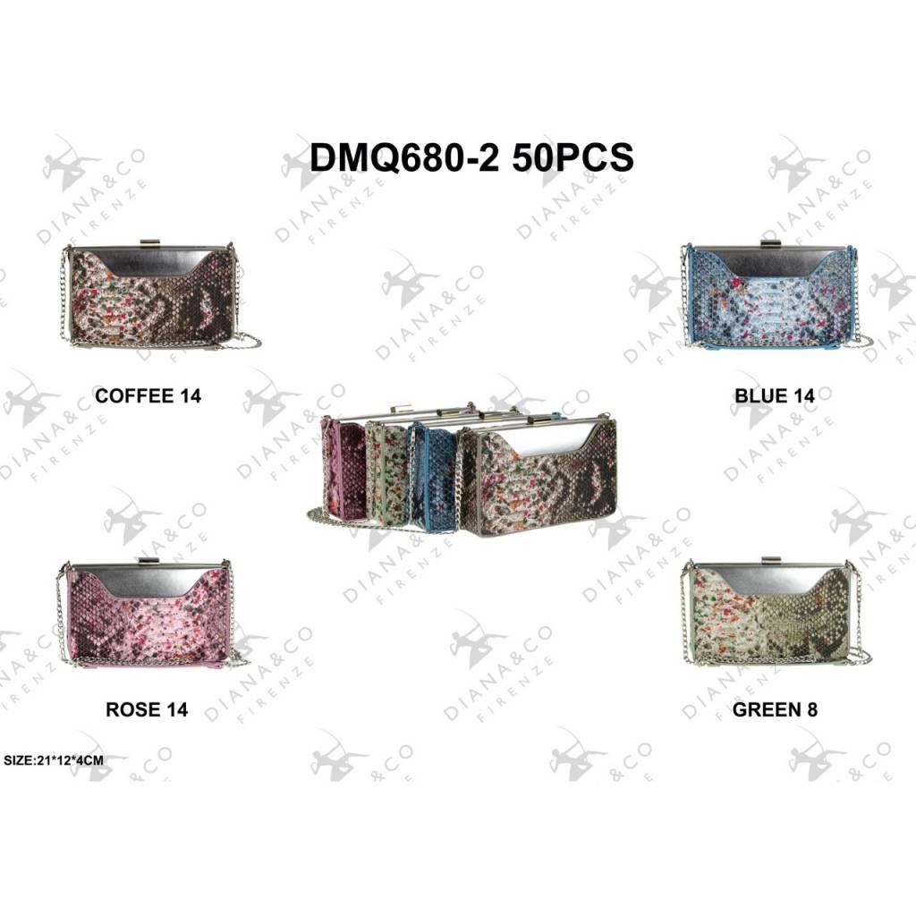 Diana&Co DMQ680-2 Mixed colors 50 pcs