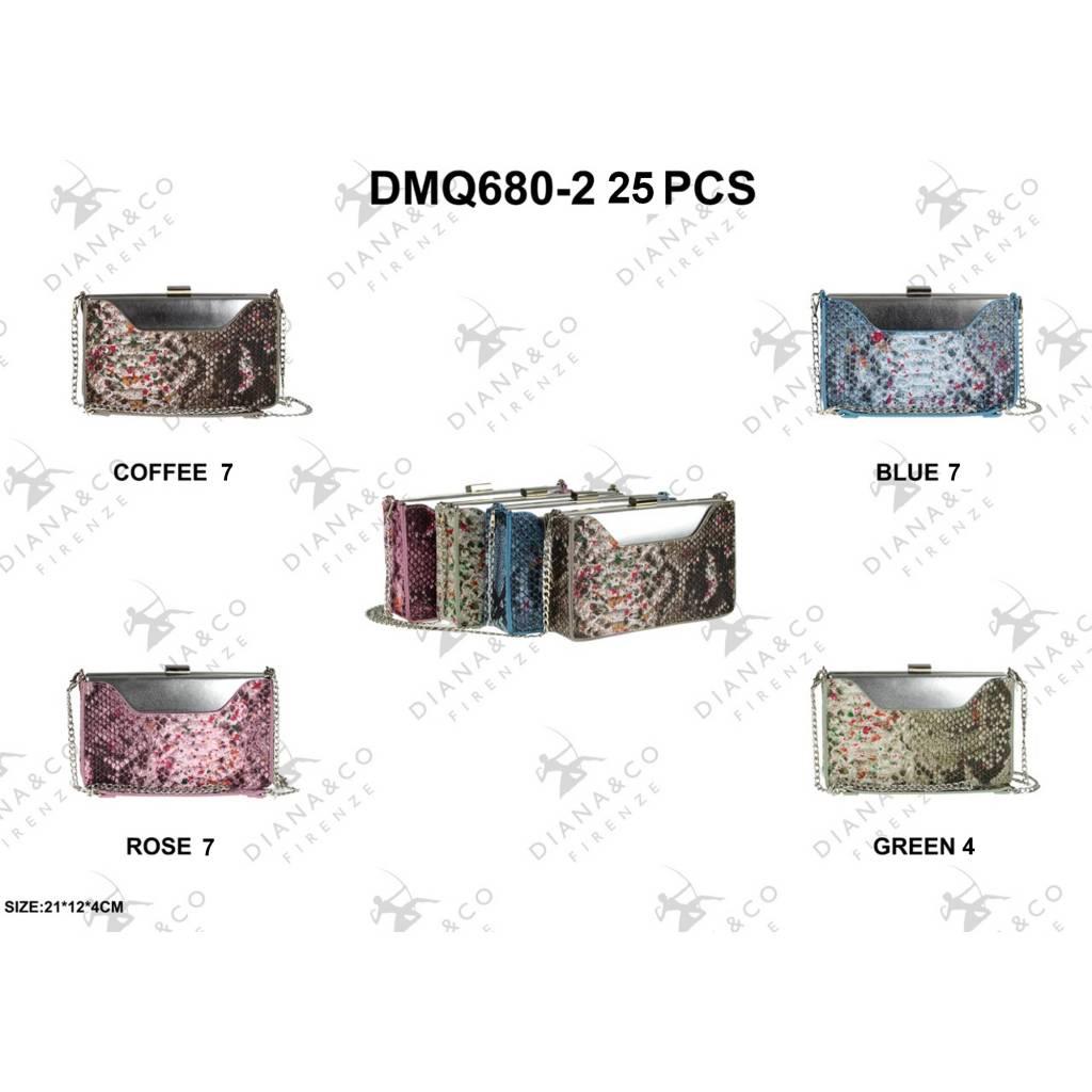 Diana&Co DMQ680-2 Mixed colors 25 pcs