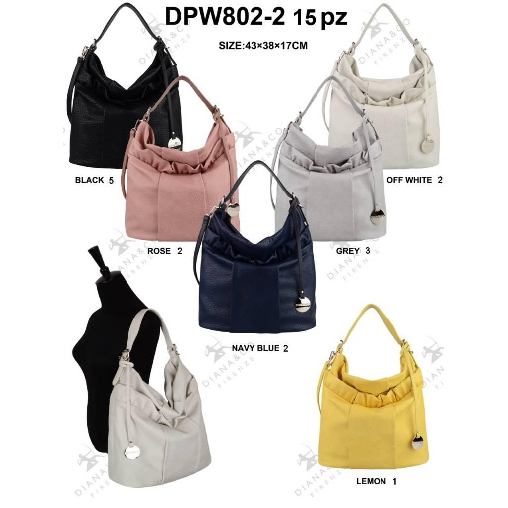 Diana&Co DPW802-2 Mixed colors 15 pcs