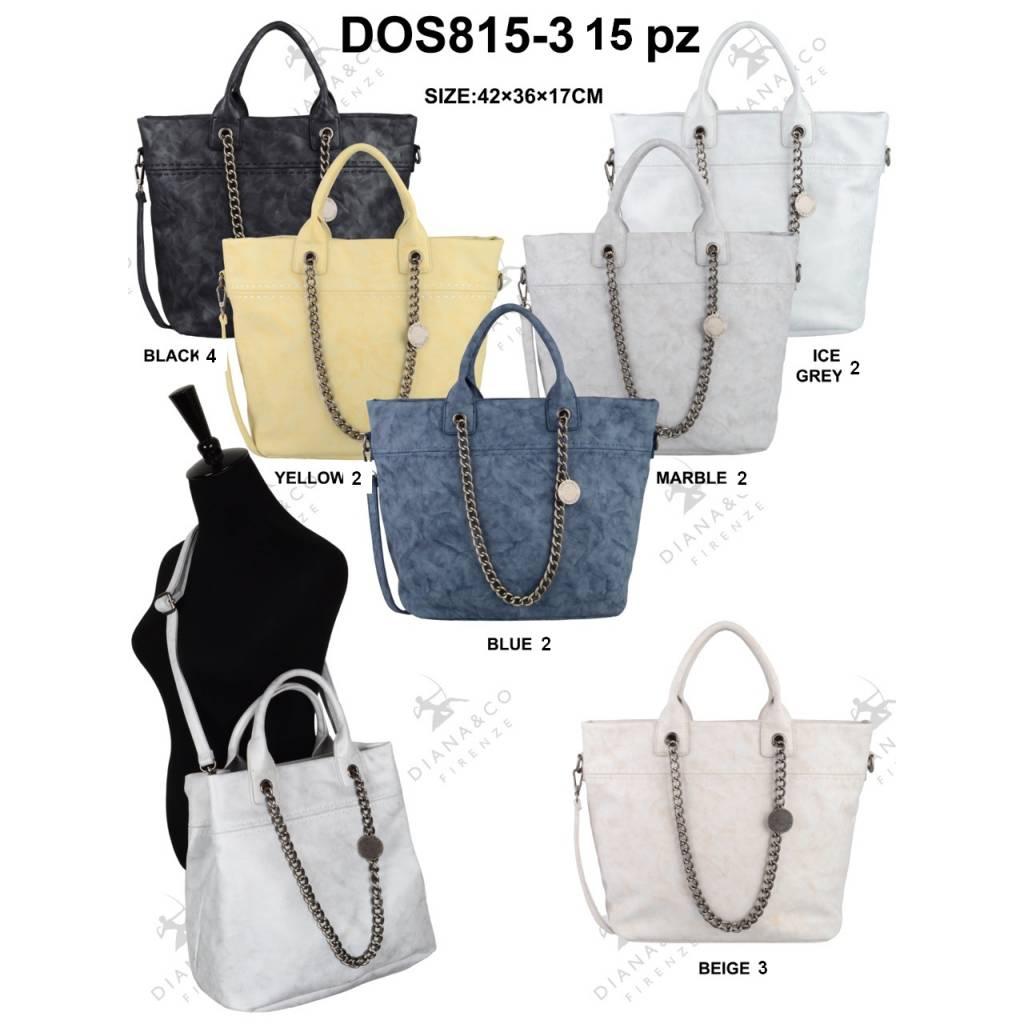 Diana&Co DOS815-3 Mixed colors 15 pcs