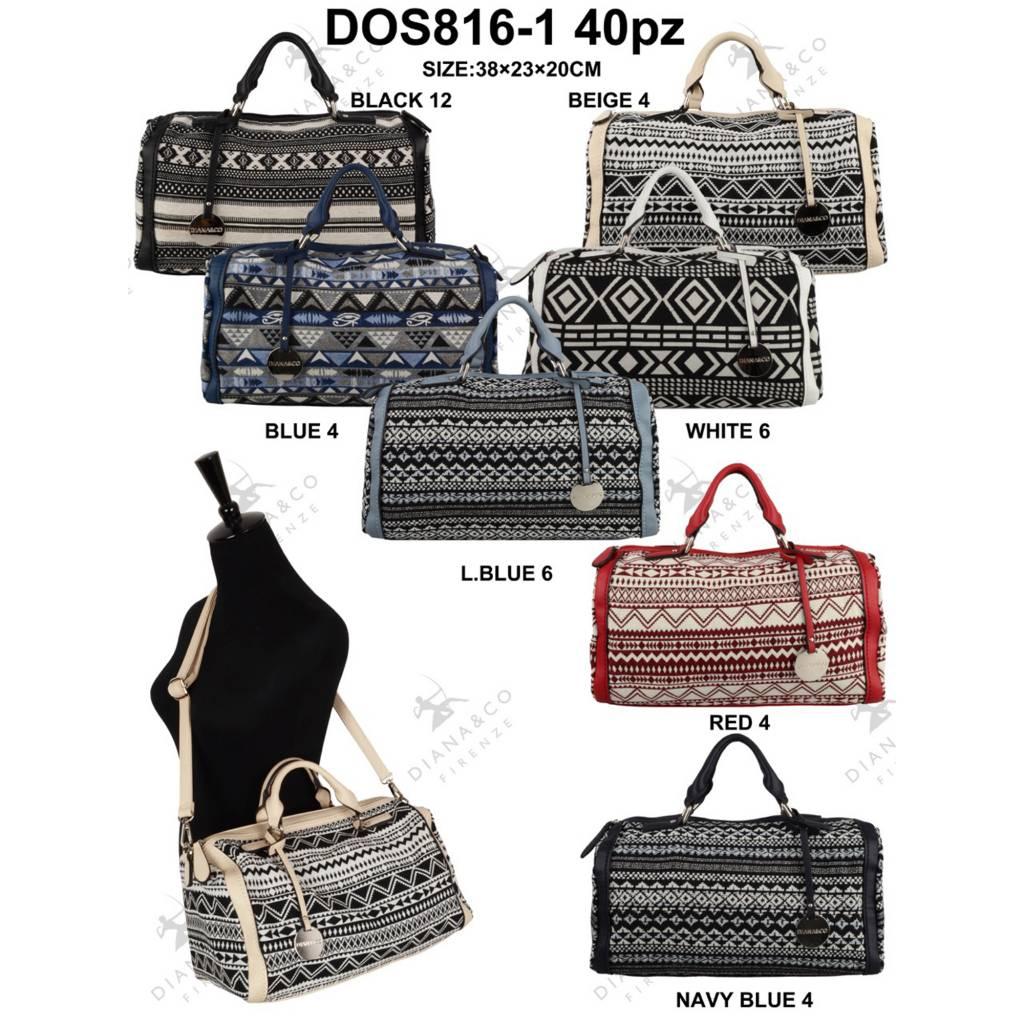 Diana&Co DOS816-1 Mixed colors 40 pcs
