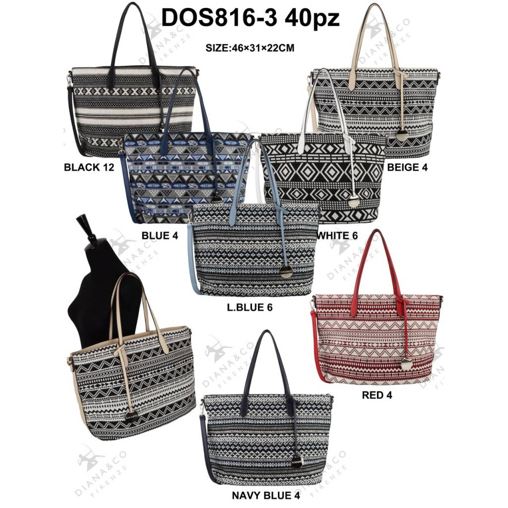 Diana&Co DOS816-3 Mixed colors 40 pcs