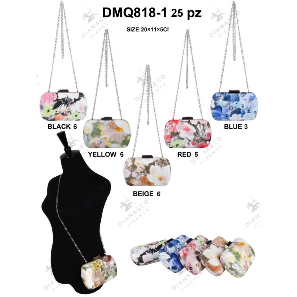 Diana&Co DMQ818-1 Mixed colors 25 pcs