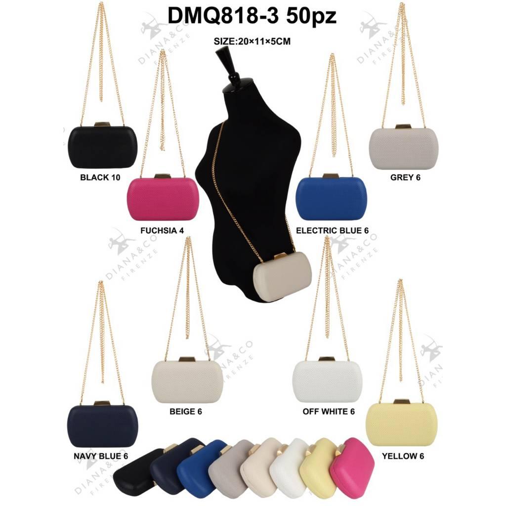 Diana&Co DMQ818-3 Mixed colors 50 pcs