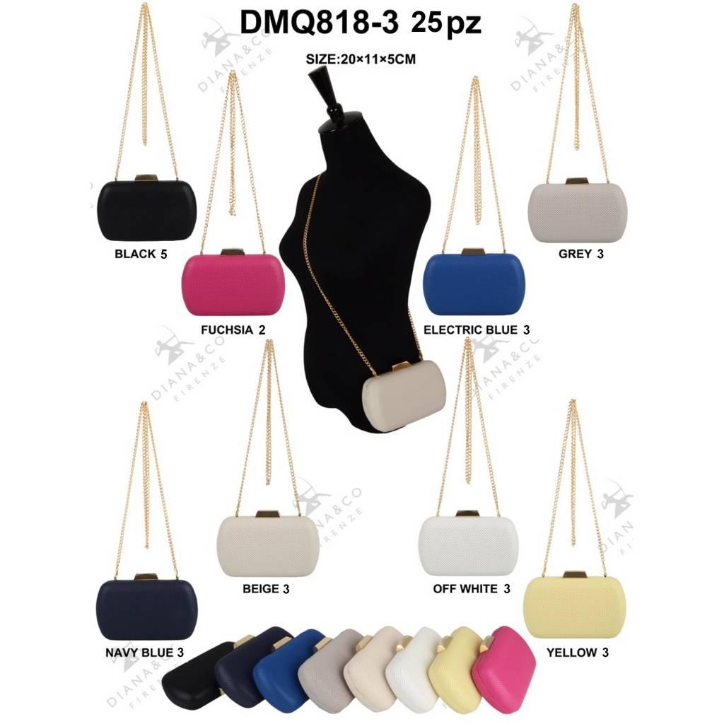 Diana&Co DMQ818-3 Mixed colors 25 pcs