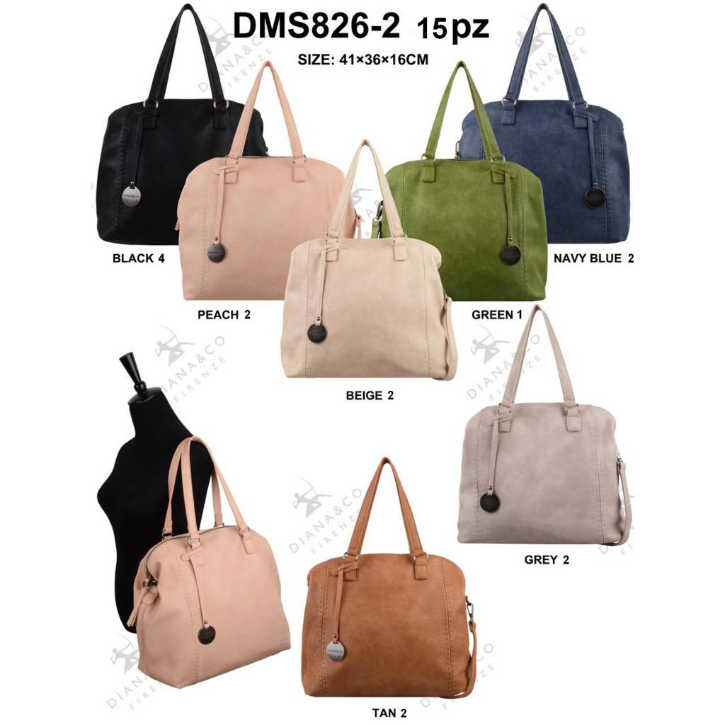 Diana&Co DMS826-2 Mixed colors 15 pcs