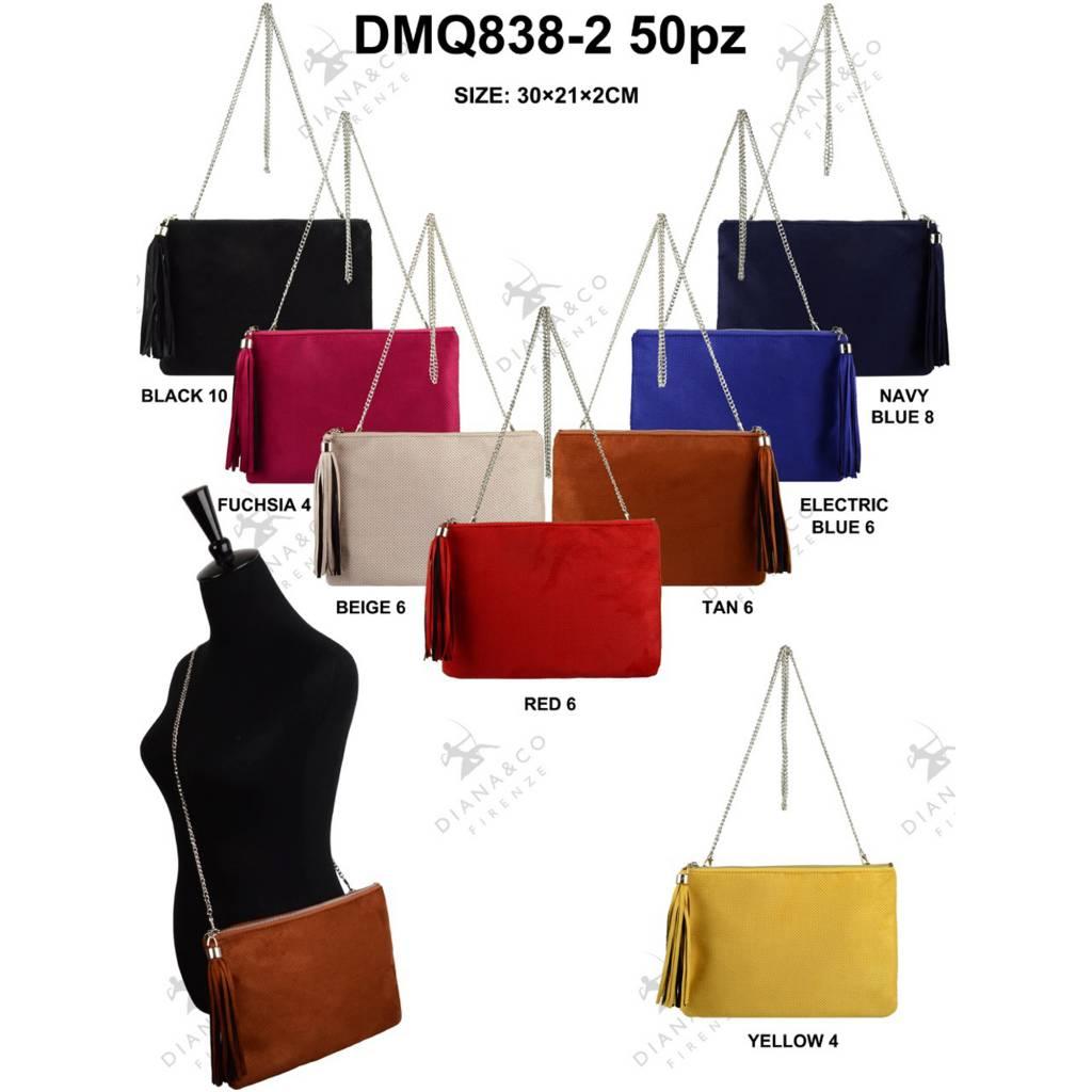 Diana&Co DMQ838-2 Mixed colors 50 pcs