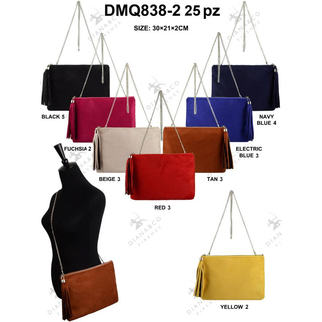 Diana&Co DMQ838-2 Mixed colors 25 pcs