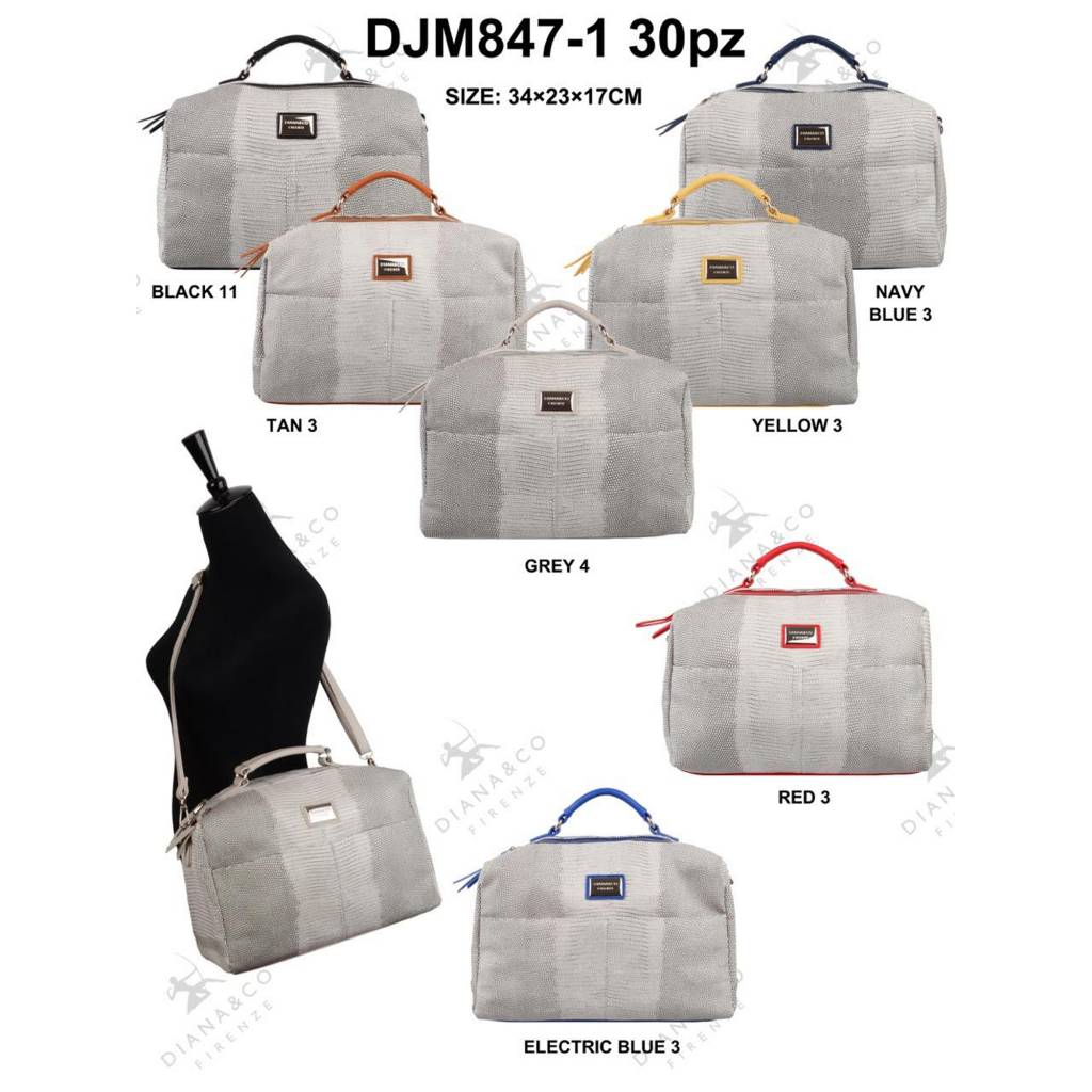 Diana&Co DJM847-1 Mixed colors 30 pcs