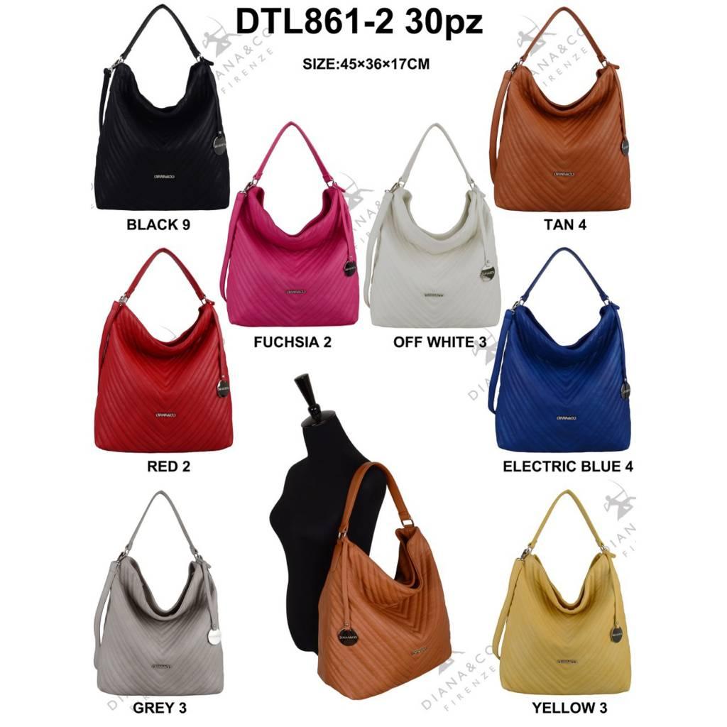 Diana&Co DTL861-2 Mixed Colors30 pcs