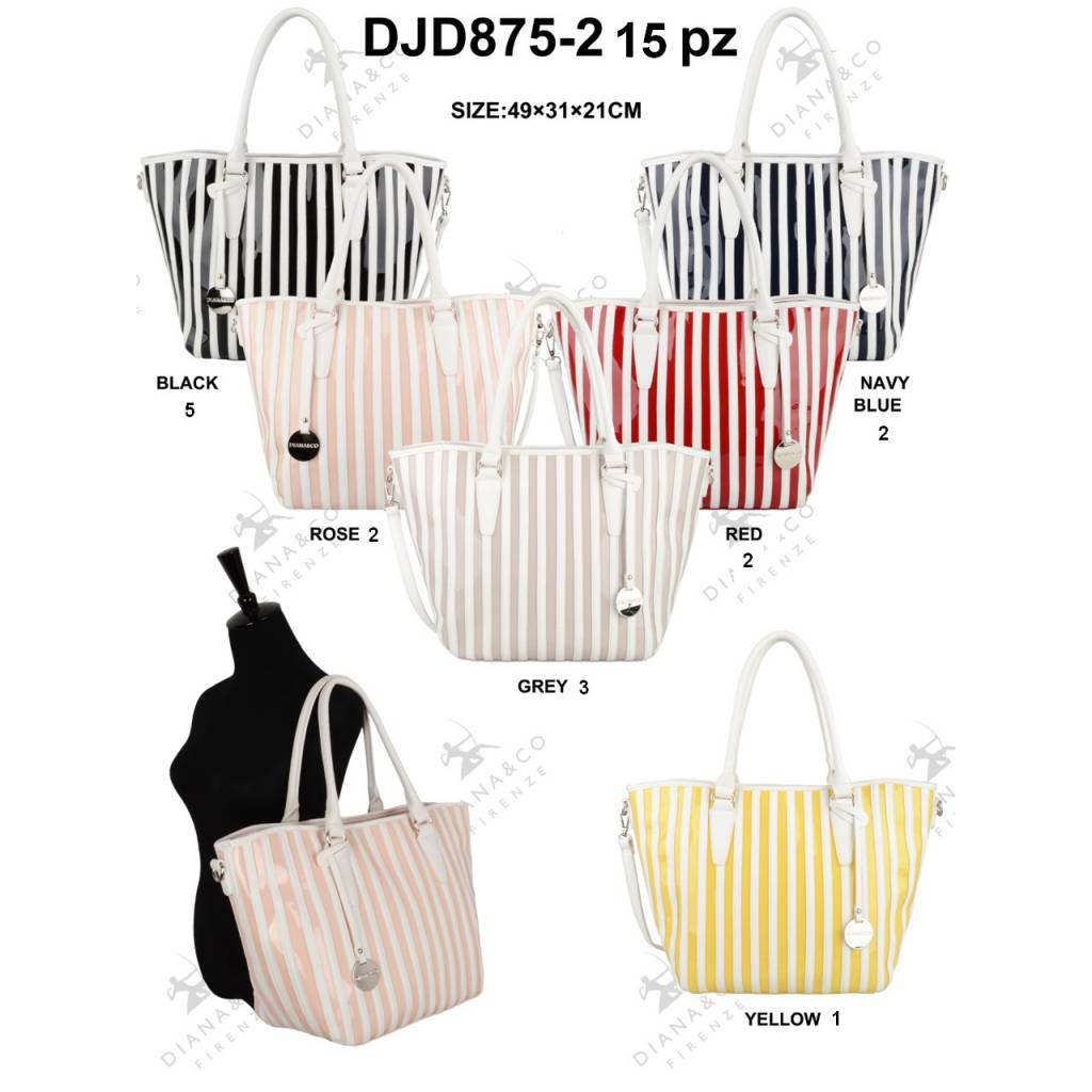 Diana&Co DJD875-2 Mixed colors 15 pcs