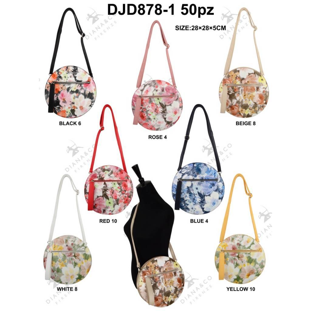 Diana&Co DJD878-1 Mixed colors 50 pcs