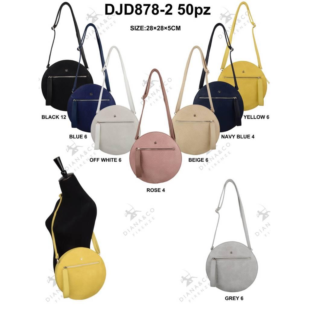 Diana&Co DJD878-2 Mixed colors 50 pcs