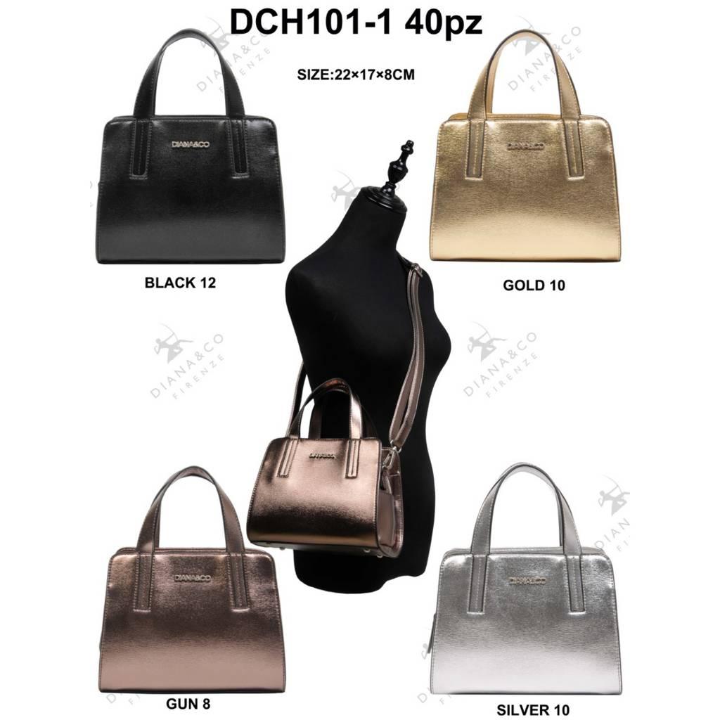 Diana&Co DCH101-1 Mixed Colors 40 pièces