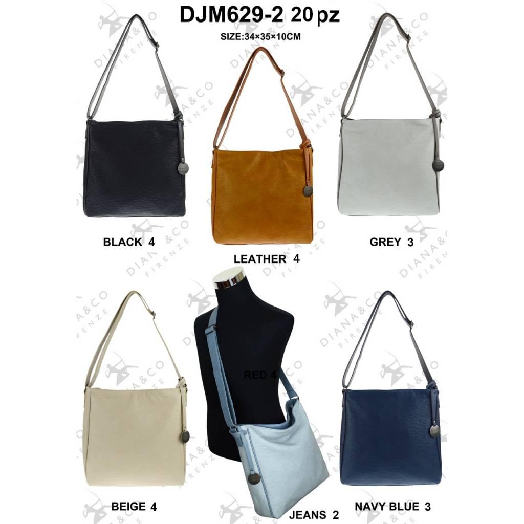 Diana&Co DJM629-2 Mixed colors 20 pcs
