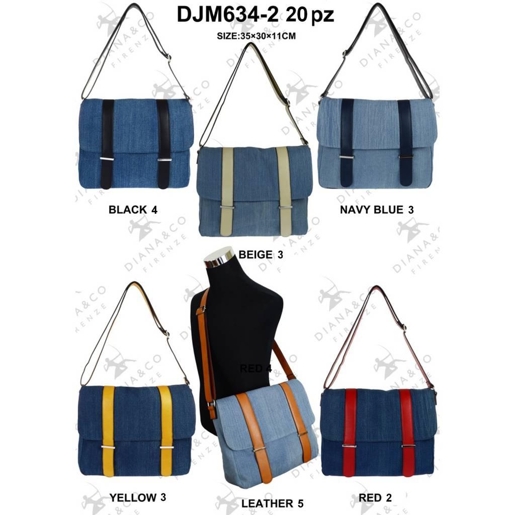 Diana&Co DJM634-2 Mixed colors 20 pcs